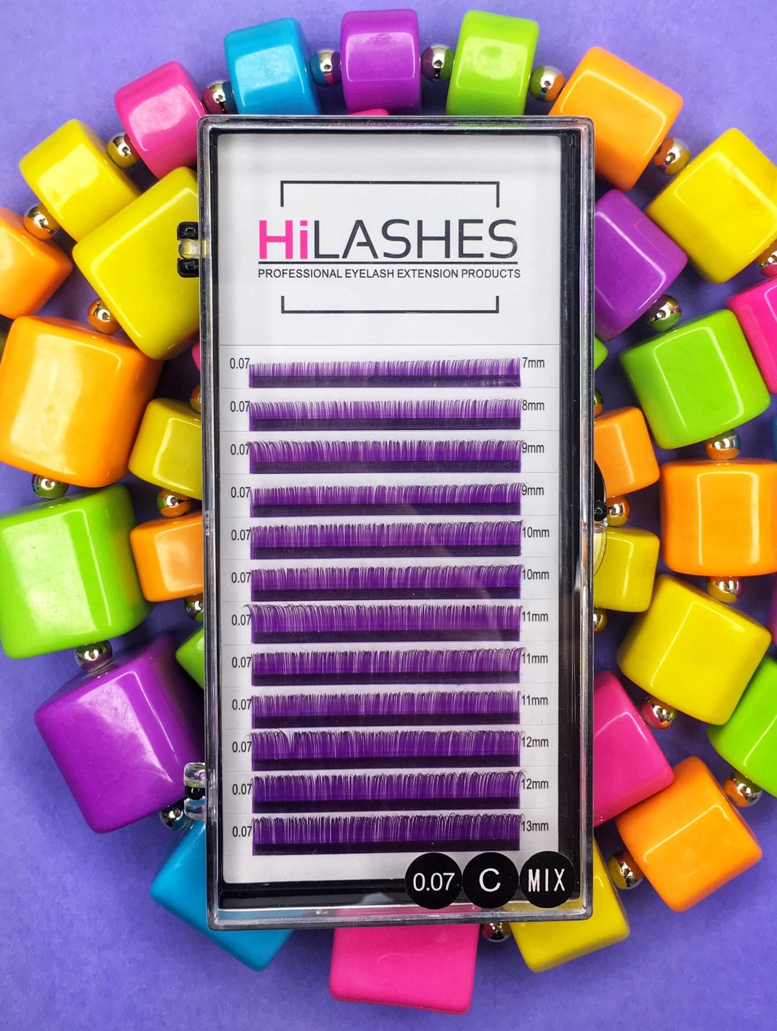 Splendid Lash - Mix Purple